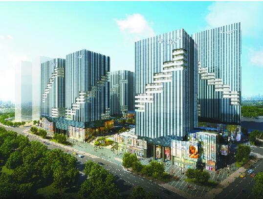 深圳天安云谷产业园一期空调工程