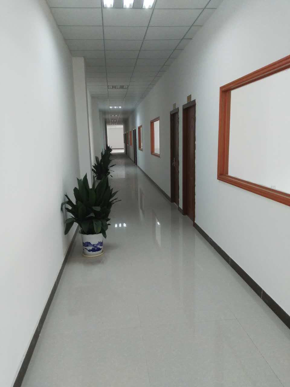 深圳晶福源电子科技有限公司办公楼及厂房装修
