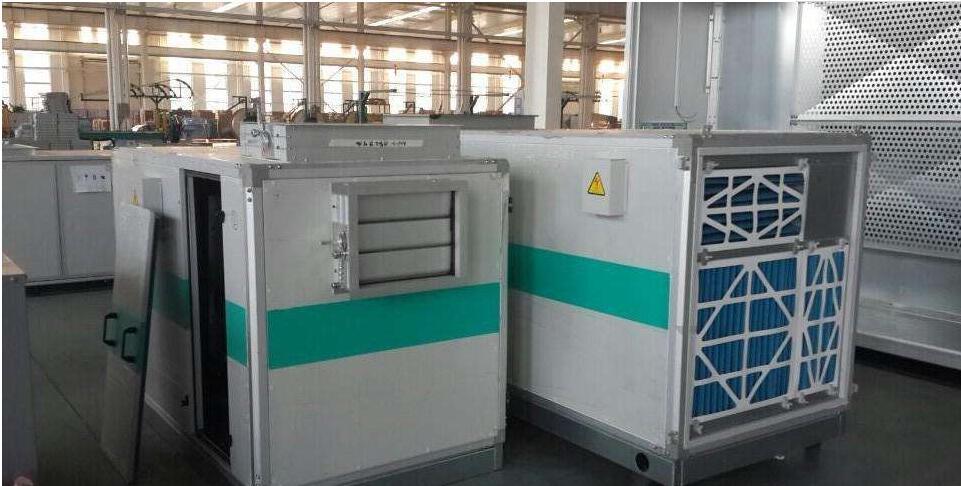 净化空调安装系统