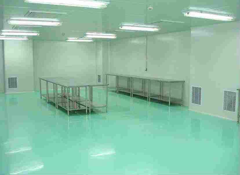 深圳净化工程厂房装修的流程是什么?